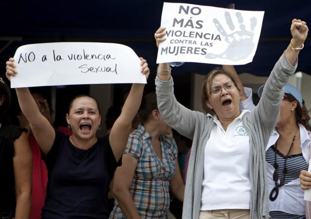 Nicaragua Protest