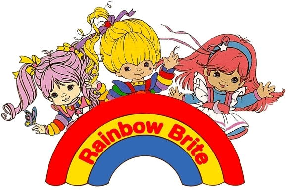 Pals who are gals, saving the world. (Photo: RainbowBriteUK