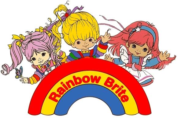 Pals who are gals, saving the world. (Photo: RainbowBriteUK