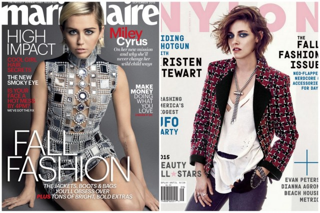 Kristen Stewart is a lesbian fashion icon whether she likes it or not.