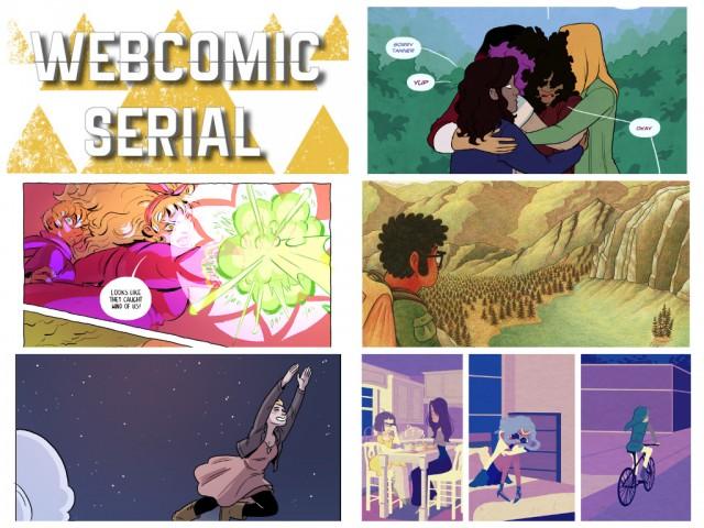 webcomicserial
