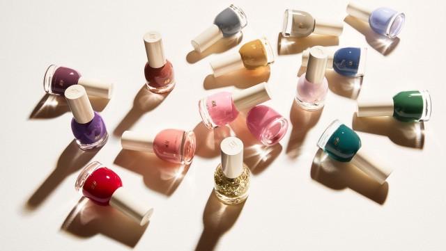 hm beauty nail polish