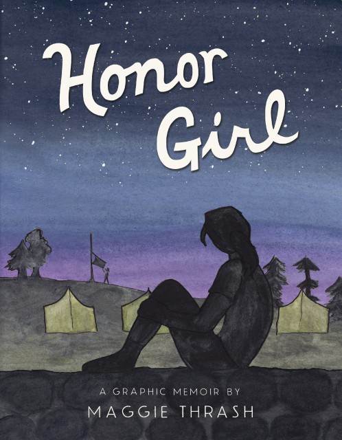 HONOR GIRL. Copyright © 2015 by Maggie Thrash. Reproduced by permission of the publisher, Candlewick Press, Somerville, MA.
