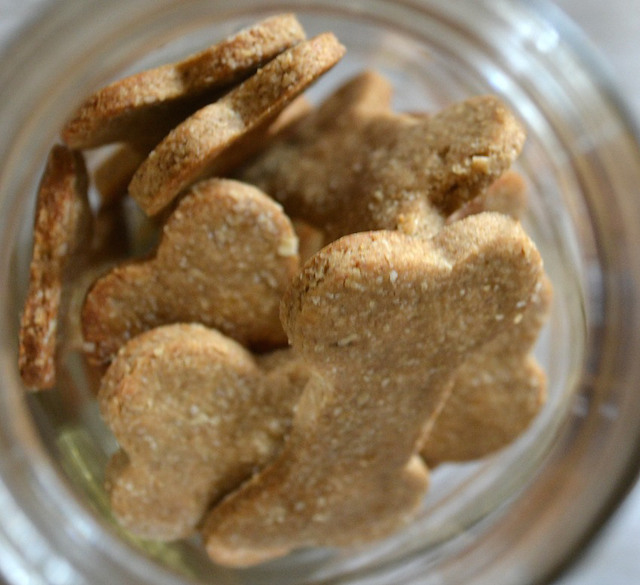 Chewy Peanut Butter Dog Treat Recipes