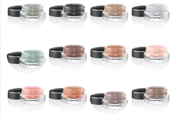 mac paint pots