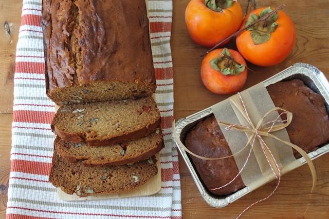persimmon-pecan-bread