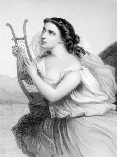 Greek lyric poet Sappho, born around 615 B.C., is one of the most bisexuals of ancient history.