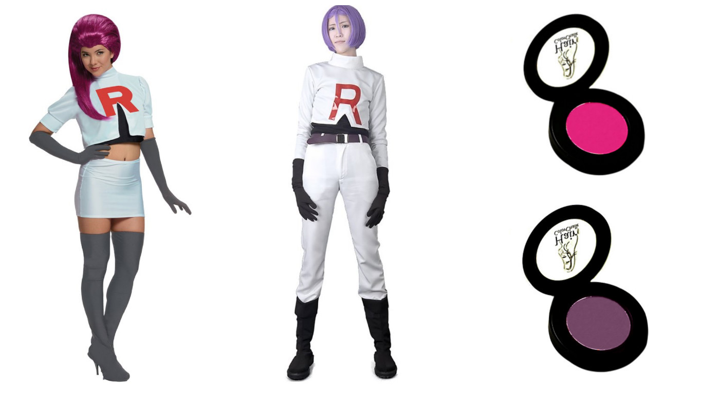 be a good guy or a bad guy with these nerdy halloween costumes