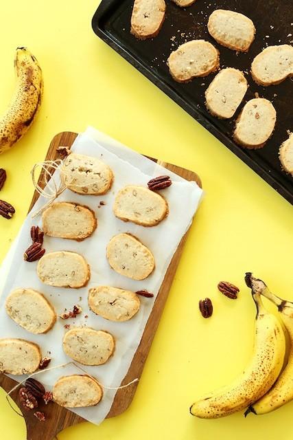 vegan-gluten-free-banana-pecan-shortbread-butter-free