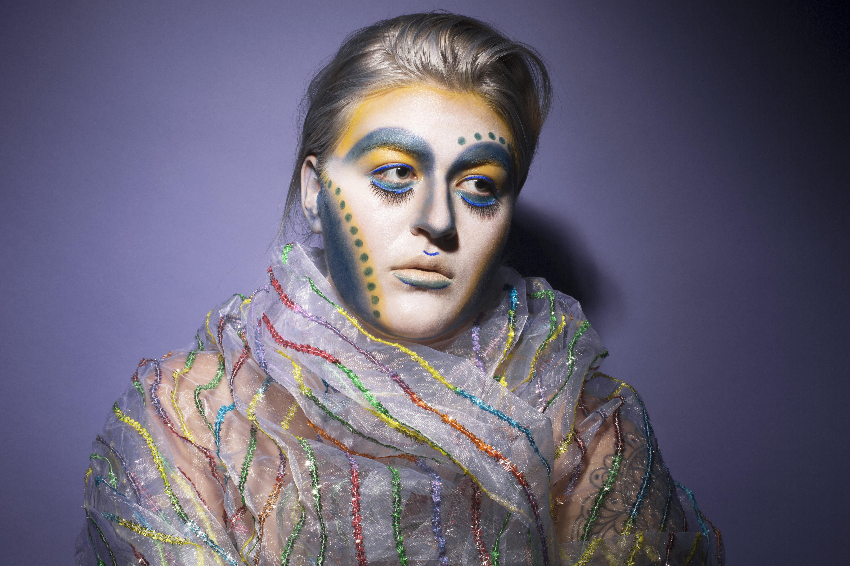 ea9498cc486 Alien Actualities: A Halloween Makeup Tutorial | Autostraddle