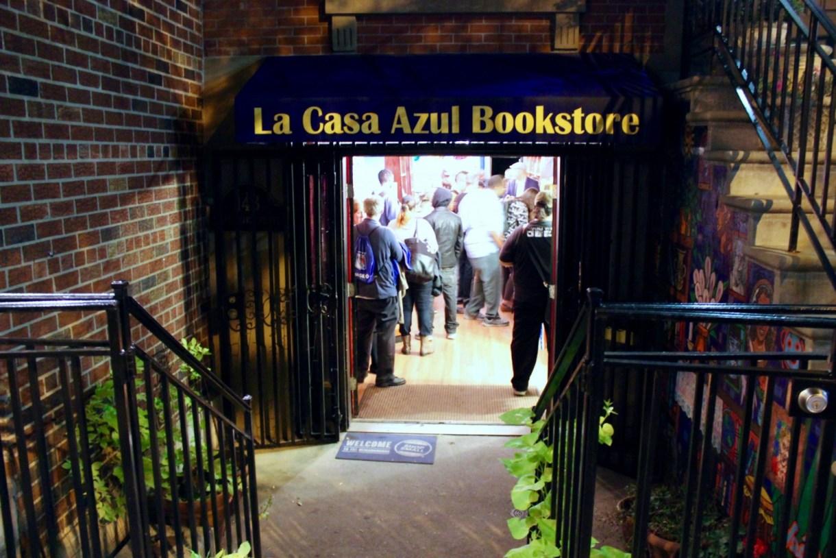 La Casa Azul Bookstore. New York Comic Con Super Week.