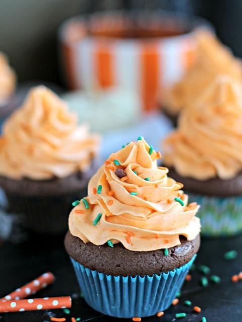 Pumpkin-Brownie-Cupcakes-6003
