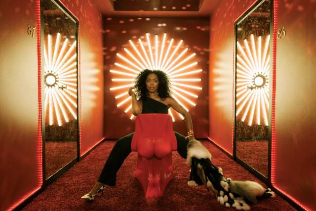 AMERICAN HORROR STORY: HOTEL -- Pictured: Angela Bassett as Ramona. CR: Frank Ockenfels/FX