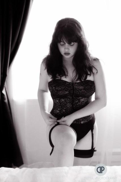 Brigitte Gilbreath via prettyplussize