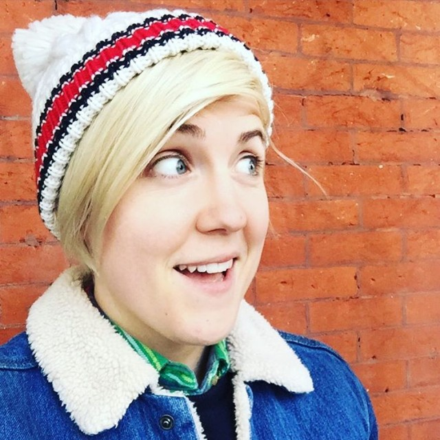 Style Thief: Achieve Hannah Hart's Hartosexual Style for ...