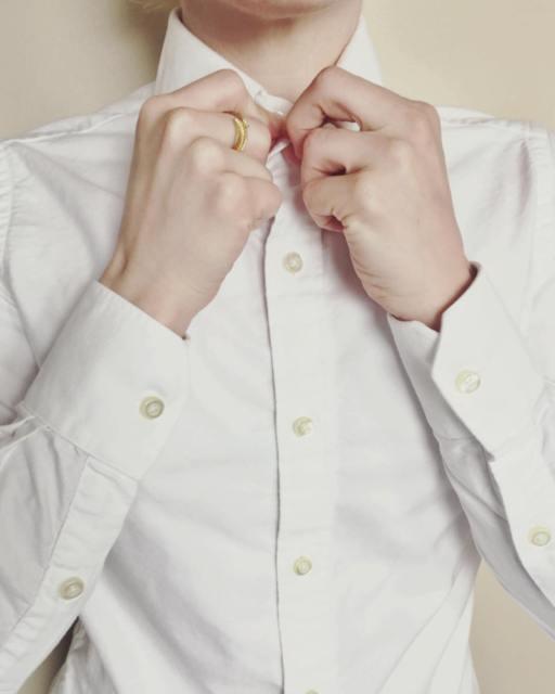 Kipper Clothiers University Button Down