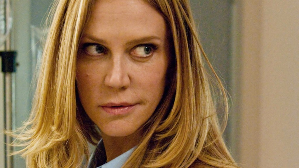 SONS OF ANARCHY, Ally Walker, 'Turning and Turning', (Season 3, ep. 305, aired Oct. 5, 2010), 2008-. photo: Prashant Gupta / © FX / Courtesy: Everett Collection