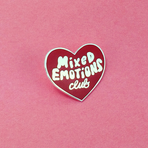 Mixed Emotions PIn