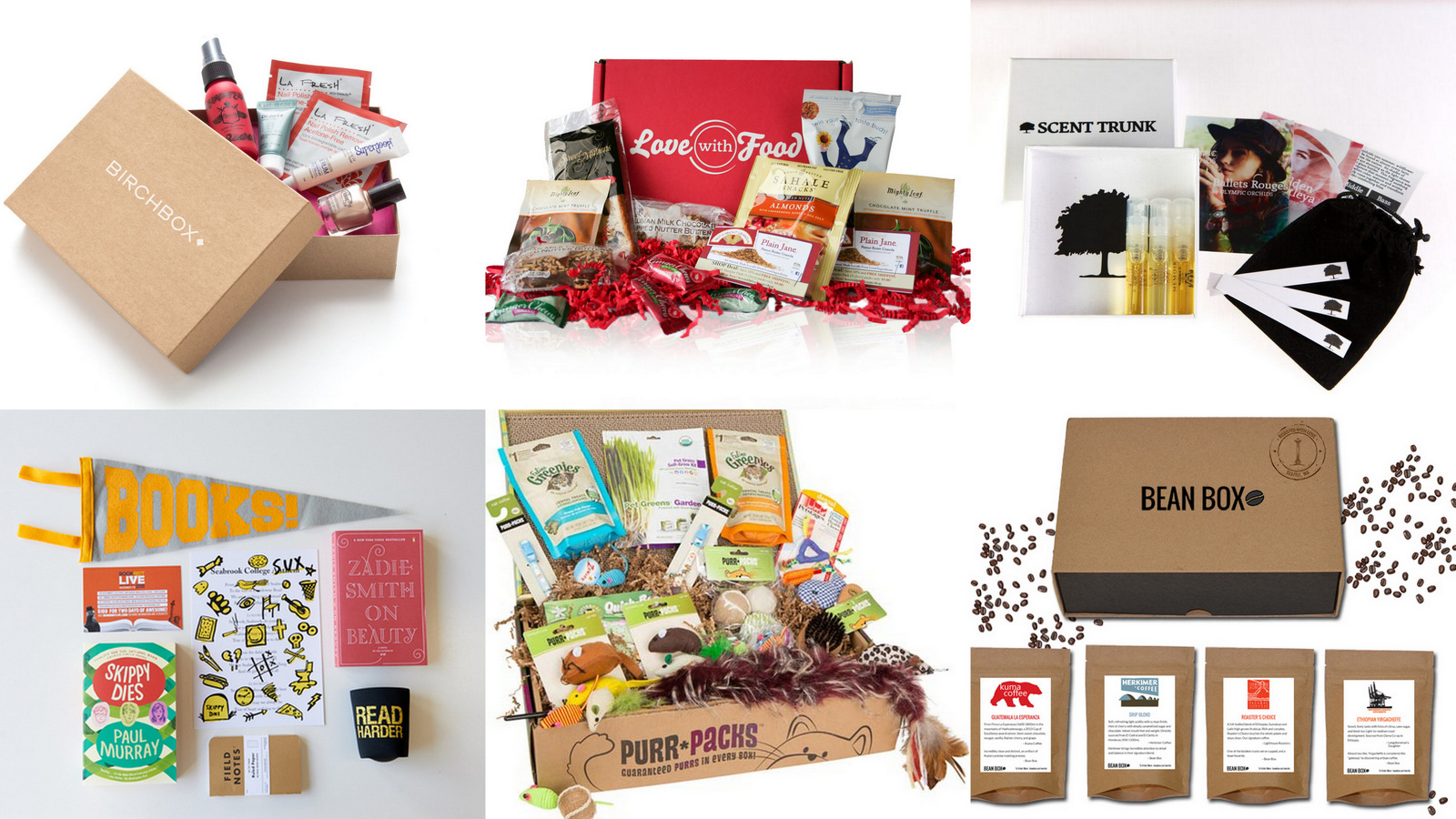 19 Best Subscription Boxes For Last Minute Gifts That Continue