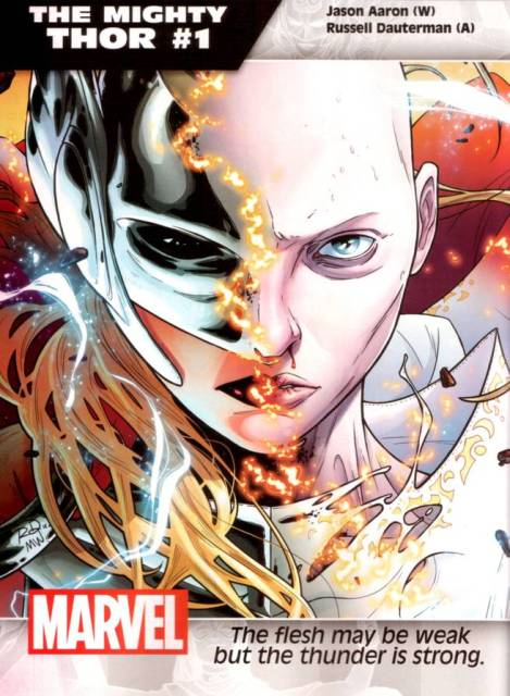 Cover art by Russell Dauterman.