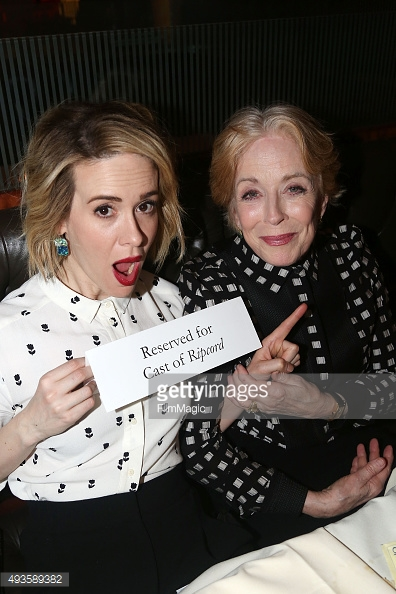 This is how I feel about Holland Taylor being gay
