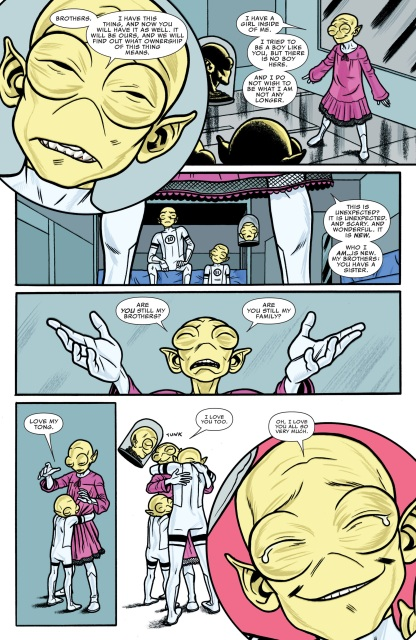 From FF #6 with art by Mike Allred.