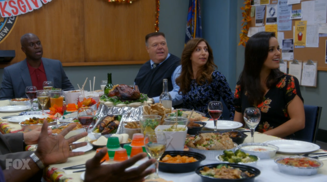 Thanksgiving: Not Necessarily a Time for Family