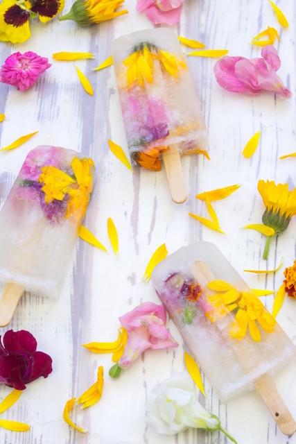 champagne-flower-popsicles