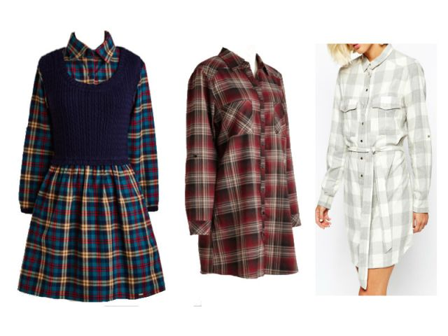 flannel_dress_collage