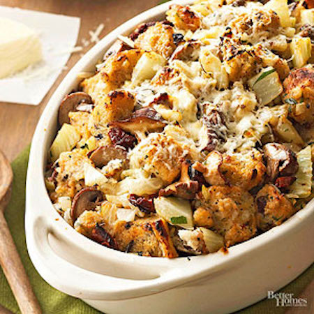 Better Homes And Gardens Bread Stuffing Recipe