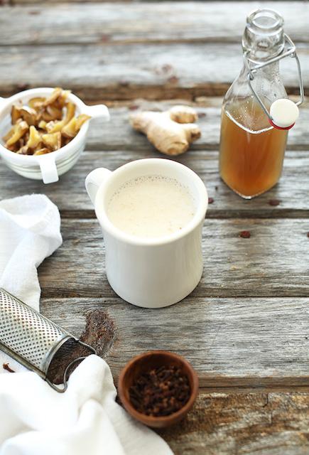 Ginger-Tea-Latte-vegan-glutenfree