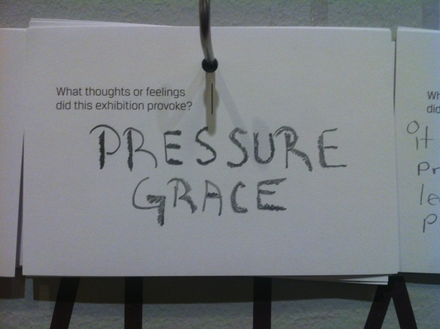 Viewer feedback at the DIA