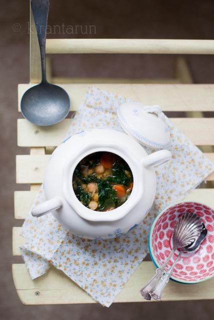 ginger-chickpea-kale-soup
