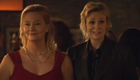 "Jane Lynch on ""The L Word"""