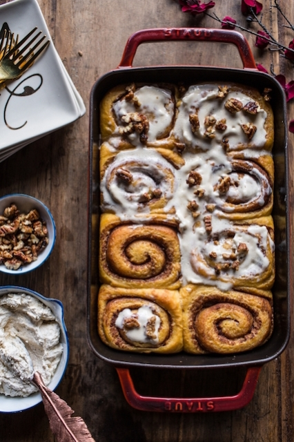 sweet-potato-pie-cinnamon-rolls-with-butter-whipped-meringue-frosting