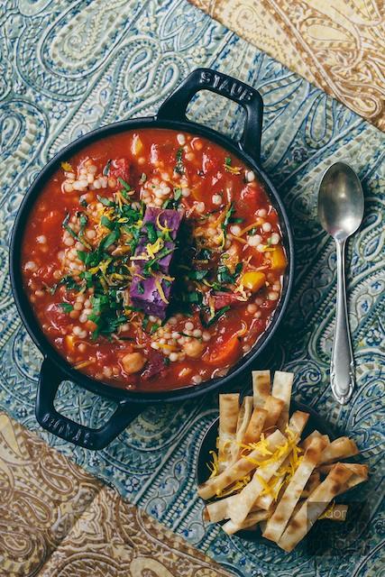 vegan-mediterranean-harissa-stew