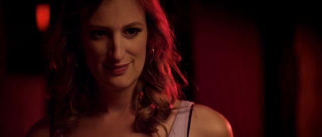 Jen Richards as Violet.