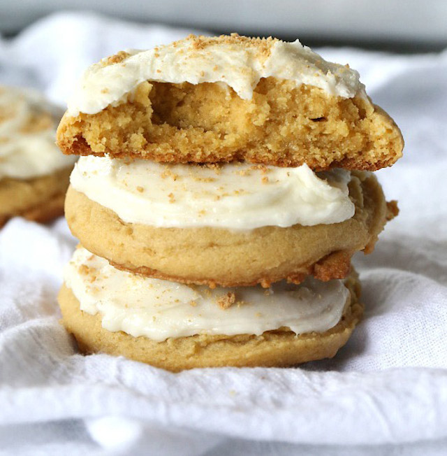 Banana Pie Cookies