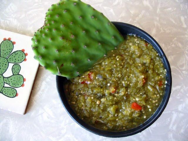 Cactus Salsa