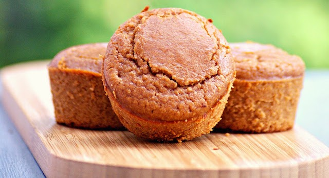 Coffee Protein Muffins