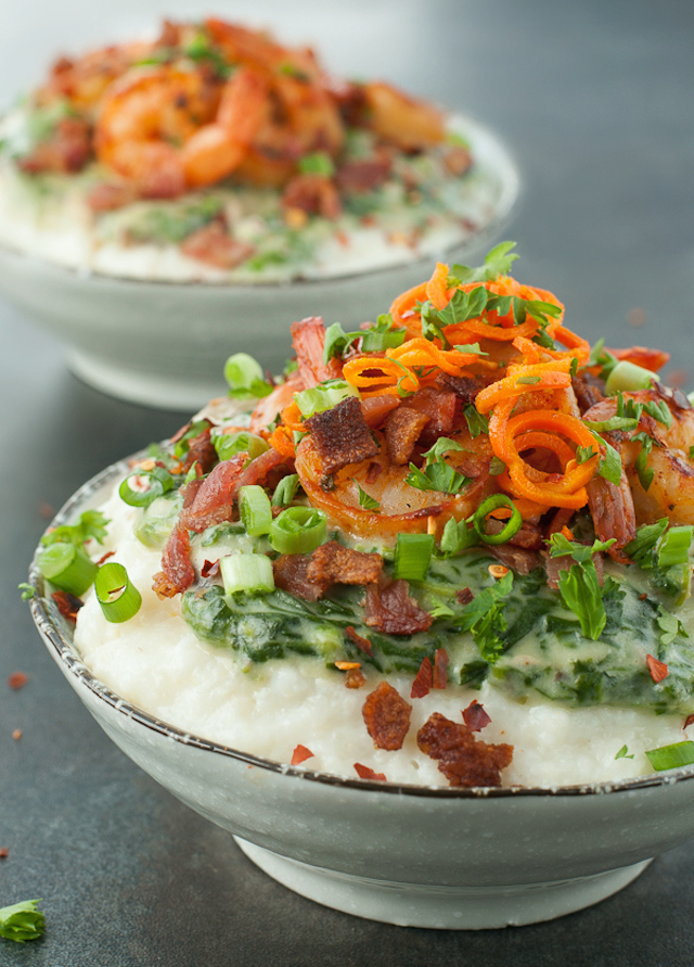 Fish house grits a ya ya recipe for Fish and grits