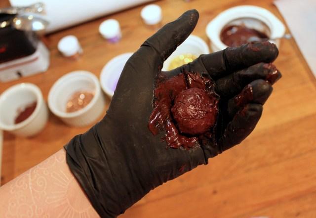 truffle coating