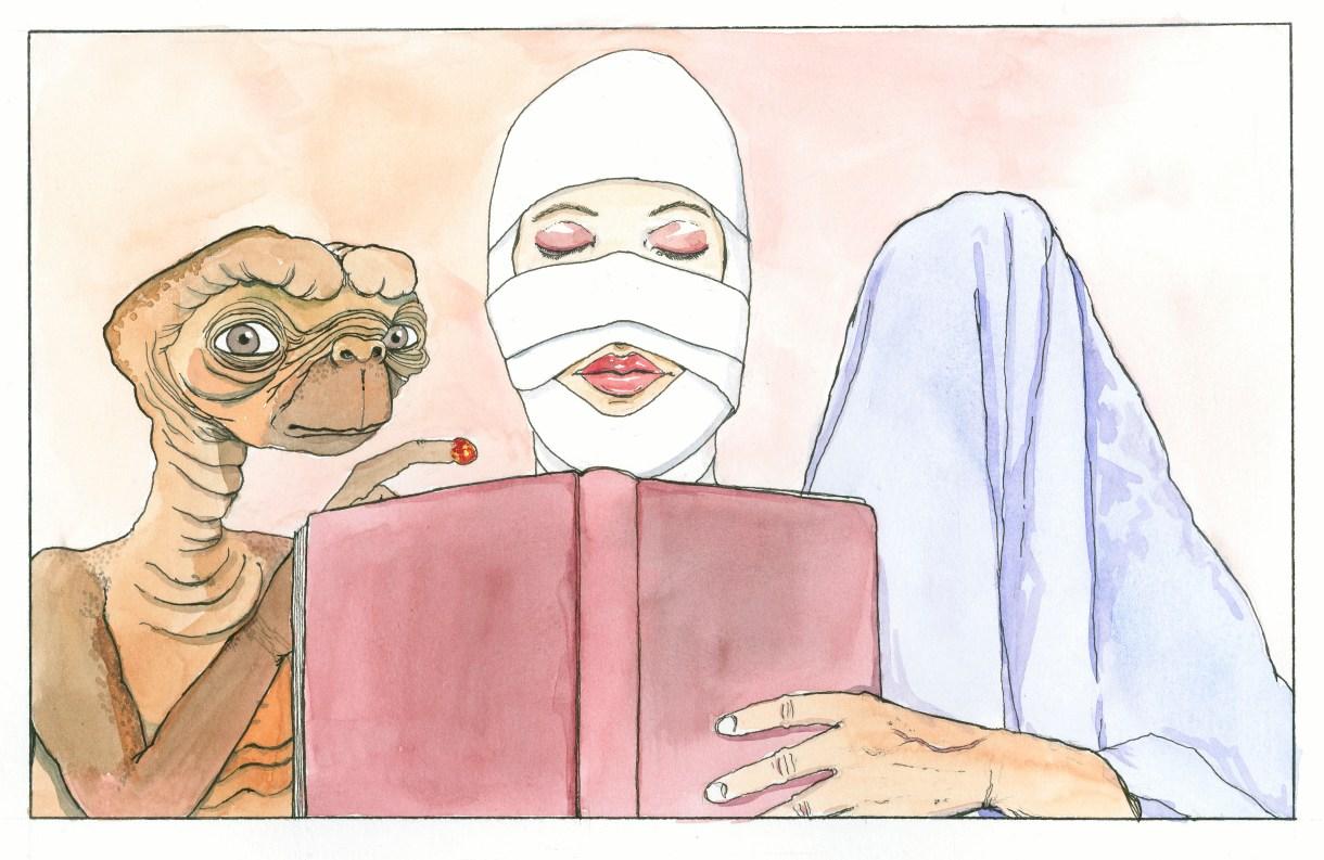 illustration by Sophie Argetsinger