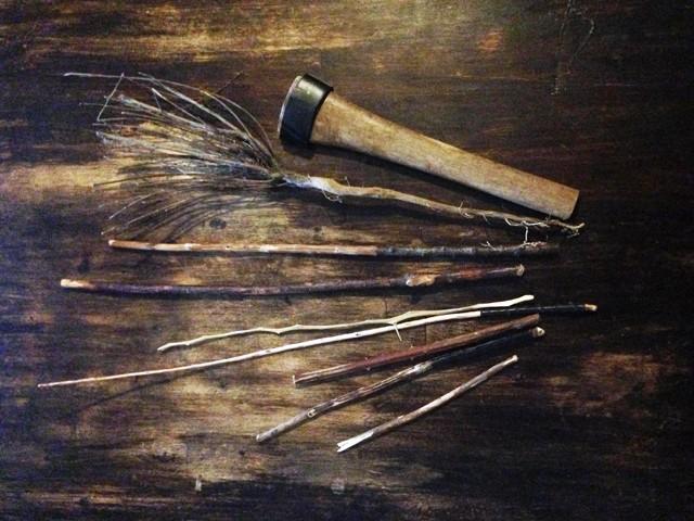canes/sticks