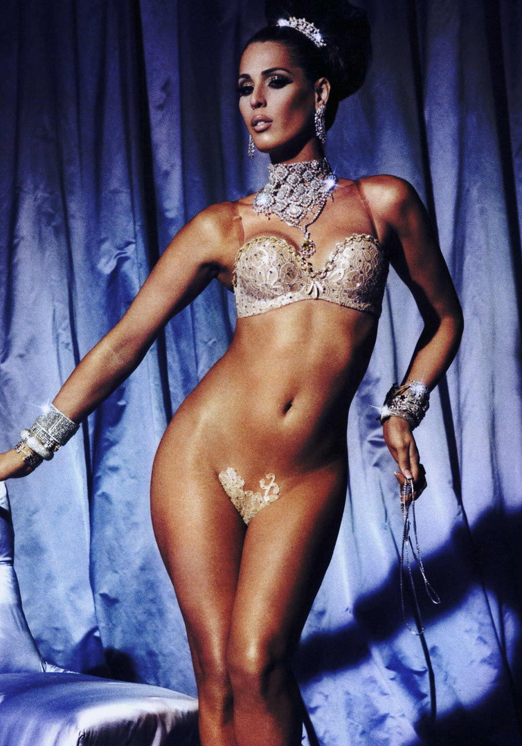 Very Carmen carrera nude pictures simply