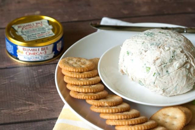 Cream Cheese Tuna Dip