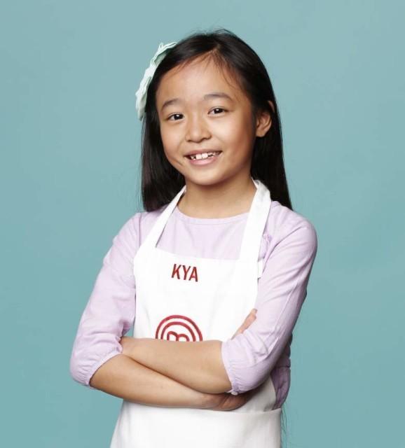 Chef Kya Lau, 8-year-old perfect human who tragically did not win MasterChef Junior