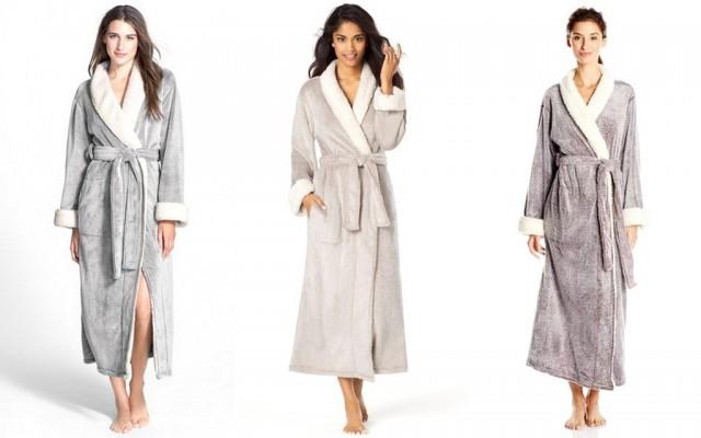Naked women robe — photo 11