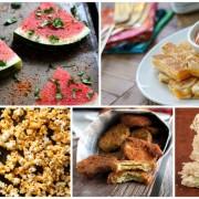 Impressive snacks pics
