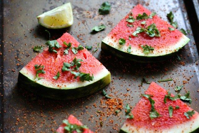 chili lime watermelon